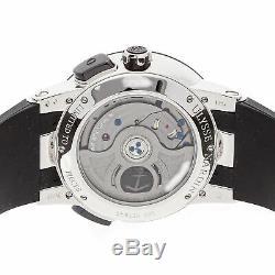 Ulysse Nardin El Toro GMT Perpetual Calendar LE Auto Platinum Men Watch 329-00-3