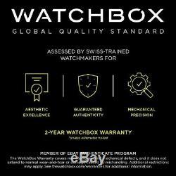 Ulysse Nardin Sonata Streamline Auto Titanium Mens Strap Watch Date 675-00