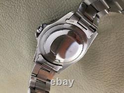 Vintage 1960 Rolex reference 1675/0 GMT On Oyster Bracelet. Very Rare Watch