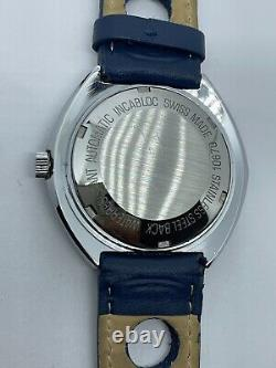 Vintage Candino World Time Globetrotter gmt Cal 2783
