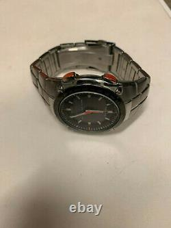 Vintage Seiko Sportura Quartz Watch World Time Chronograph H023