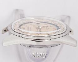 Vintage Seiko World Time Automatic GMT Wristwatch 6117 6019