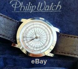 Worldtime Philippe Watch Swiss Automatic Gmt Jump Cal 2892 2836 2824 Oris Khaki