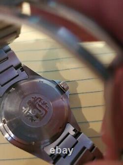 Yema Superman GMT watch